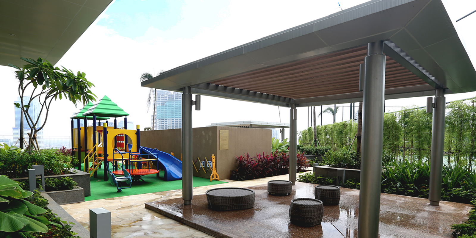 Ascott Serviced Apartments | Ciputra World Jakarta 1