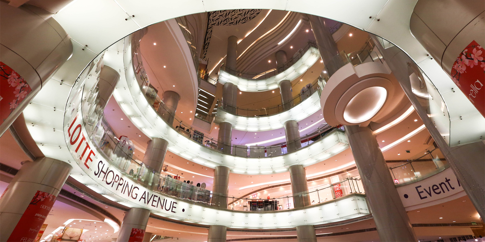 Lotte Shopping Avenue Ciputra World Jakarta 1