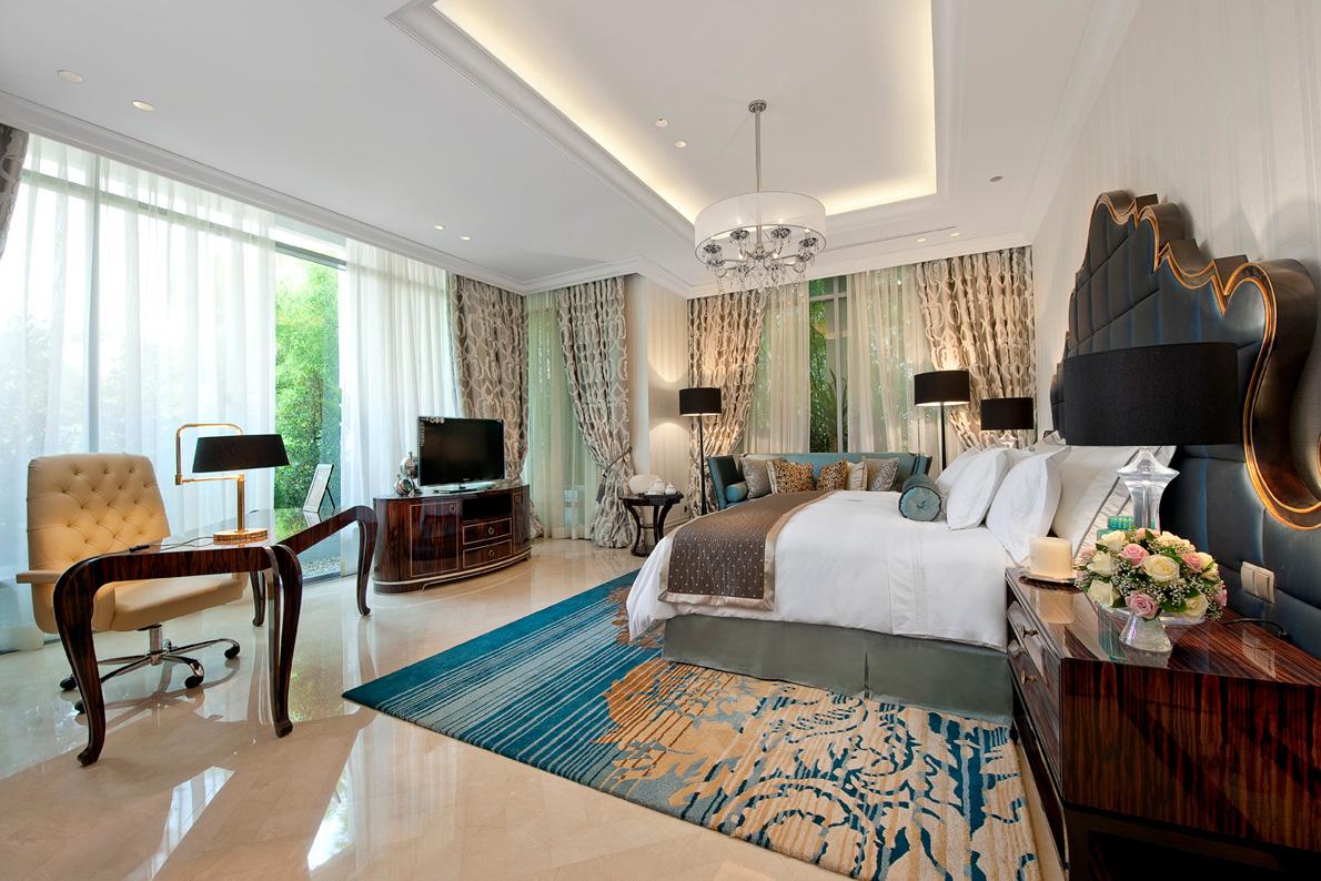 Raffles Residences Jakarta Ciputra World Jakarta 1
